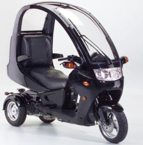 Auto Moto Delivery Trike